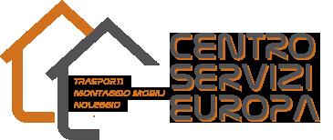 Logo centro servizi europa